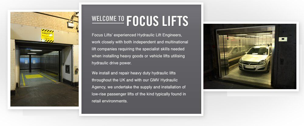 Our team work with national and multinational lift companies, relating to goods lifts, passenger lifts and vehicle lifts.