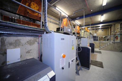 Upgraded lift controller in lift modernisation project