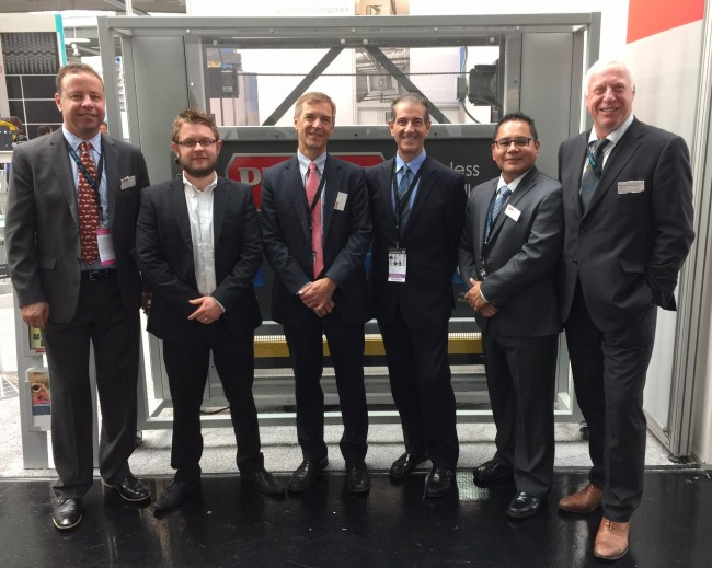 focus and peelle at interlift 2015